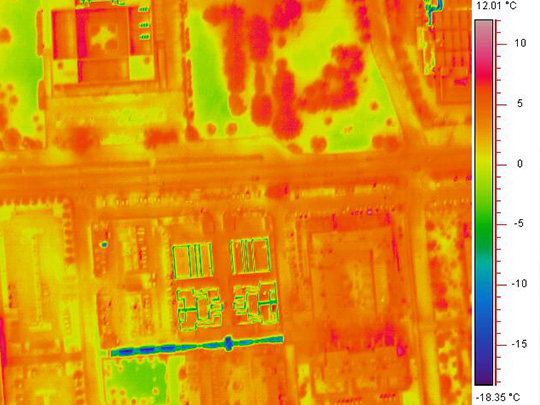 Valutazione efficienza energetica degli edifici